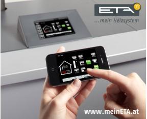 ETA maakt bediening van uw  verwarmingssysteem makkelijk